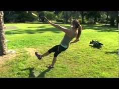 BodyRipped TRX Workout - WOD Round 1