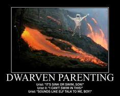 Dwarven Parenting