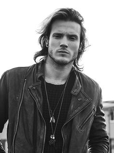 Dougie Poynter signed by Storm Model Management | Harper's Bazaar