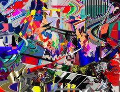 Arte - Pierpaolo Mancinelli Concettuale ed Astratto nell'era digitale