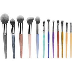 BH Cosmetics Crystal Zodiac - 12 Piece Brush Set | Ulta Beauty