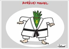 Ex judoca, vereador Aurélio Miguel é denunciado por corrupção