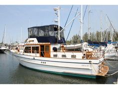 1983 Defever Trawler located in Florida for sale I LIKE this one! Cruiser Boat, Power Boats For Sale, Florida, Yachts, Life, The Florida, Motor Boats For Sale, Ship