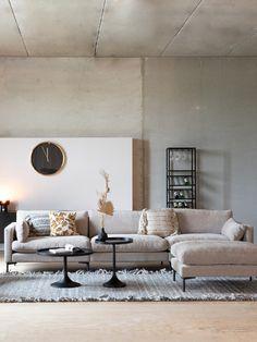 interior design ideas home Room Inspiration, Interior Inspiration, Piece A Vivre, Living Room Grey, Lounge Areas, Contemporary Furniture, Living Room Designs, Room Decor, House Design