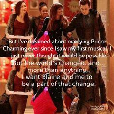 Prince Charming: Blaine Anderson