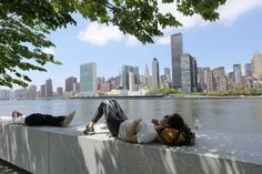 MANHATTAN: ROOSEVELT ISLAND offers laid-back island life in Manhattan's backyard. By MARJORIE COHEN May 13, 2015. Visitors to Roosevelt Island often compare it to a typical suburban town. But unless they can name a suburban town where there is almost no car traffic, a view of Manhattan and Queens is outside everyone's front door and the commute to Manhattan's east side takes five minutes, their comparison just doesn't work. The two-mile-long, 800-foot-wide island is not suburbia; it is…