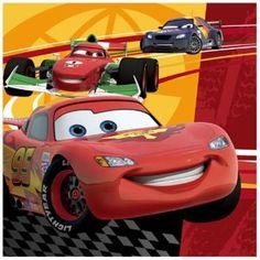 Cars 2 Bev Napkins