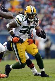 Who will come out the other end as the Packers starting running back? Here's our take on things.