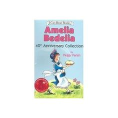 I hope my girls will read Amelia....she was one of my favorites