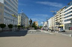 Gdynia #Poland Gdansk Poland, Central Europe, Baltic Sea, Street View, Landscape, Country, Architecture, City, Vintage
