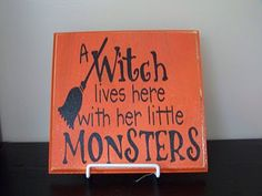 Lol! Perfect for myhouse i am a witch afterall :) n my lil monstar and both my Demonds live well with me
