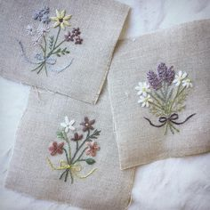 Wonderful Ribbon Embroidery Flowers by Hand Ideas. Enchanting Ribbon Embroidery Flowers by Hand Ideas. Crewel Embroidery Kits, Hardanger Embroidery, Japanese Embroidery, Learn Embroidery, Hand Embroidery Patterns, Vintage Embroidery, Embroidery Supplies, Machine Embroidery, Embroidery Designs