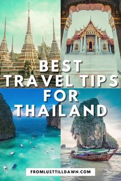 These practical tips for Thailand I've shared time and time again with my closest family + friends. Get the best Thailand travel advice. #thailand #thailandtravel #thailandtraveltips #thailandtravelguide #bangkoktraveltips #phukettraveltips Thailand Adventure, Thailand Travel Guide, Visit Thailand, Asia Travel, Adventure Travel, Trip To Thailand, Bag Essentials, Oregon, Arizona