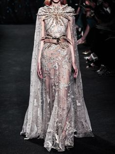 Elie Saab Haute Couture Fall/Winter 2016-17.