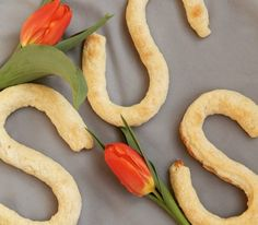Today, I'm excited to share some extra hints and tips to help you with making Dutch letters (banketstaven or letterbanket in Dutch.) These pastries are similar to a pie crust, but much more… Dutch Letter Recipe, Dutch Cookies, Dutch Recipes, Sweet Breakfast, Food Hacks, Food Tips, Baking Tips, Different Recipes, Healthy Smoothies