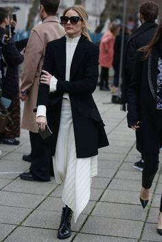 Olivia Palermo   London Fashion Week: Front Row And Parties Gallery Pictures   British Vogue