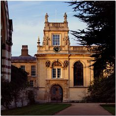 Trinity College, Oxford by Howard Somerville on Flickr