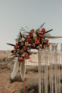 Boho Elopement with Macrame Wedding Arch Florals by Cultivate Goods, Las Vegas Florist Wedding Goals, Wedding Planning, Dream Wedding, Wedding Ideas, Fall Wedding Inspiration, Wedding Backdrops, Ceremony Backdrop, Wedding Shoes, Wedding Rings