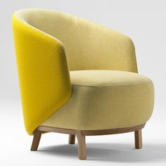 Concha Armchairs by Samuel Accoceberry for Bosc