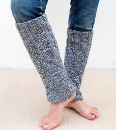Leg Warmers and Boot Cuff