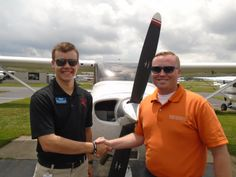 Ryan Lauderdale added Instrument instructing privileges to his Flight Instructor certificate on July 12, 2016. To obtain his Instrument Instructor rating, Ryan passed an oral and a flight exam with a Federal Aviation Administration designated flight...