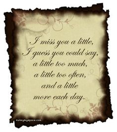 There is no love that compares to the love a Mother has for her child. ~ Brandon, my cup runneth over.....