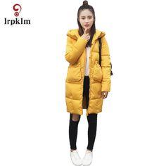 2017 New Long Parka Female Women Winter Coat Thick Cotton Winter Jacket Womens Outerwear Parkas for Women Winter Outwear LZ643 Jetzt bestellen unter: https://mode.ladendirekt.de/damen/bekleidung/jacken/winterjacken/?uid=881350b3-4ff2-53b0-bd6f-054b69556f03&utm_source=pinterest&utm_medium=pin&utm_campaign=boards #winterjacken #bekleidung #jacken