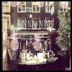 Beautiful store!! Anna + Nina department store #depijp #amsterdamshopping #Amsterdam