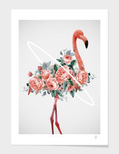 The flamingo has always been an unbeaten classic in print, and has always been popular with everyone. On a hot summer day, the refreshing flamingo is the perfect choice for pattern designs. Wallpaper Wall, Flamingo Wallpaper, Flamingo Art, Pink Flamingos, Flamingo Tattoo, Flamingo Drawings, Flamingo Flower, Flamingo Bathroom, Bird Illustration