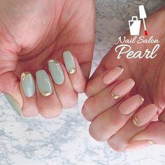 Pin on ネイルデザイン Chic Nails, Sexy Nails, Stylish Nails, Chic Nail Designs, Nail Polish Designs, Cute Acrylic Nails, Glitter Nails, Japan Nail, Luxury Nails