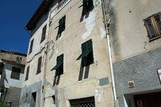 Camporosso (IM), Piazza Bosio Adorni, centro storico