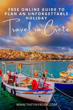 Are you planning to visit Crete? This insanely useful travel guide, 100% free, has been written by a local tourist guide who tells you everything you need to know to prepare your trip to Crete, Greece: where to stay, what beaches to visit, where to go, best things to do in Crete | Crete Travel Guide | Free Travel Gide | Holidays in Greece | Travel Planning | Greece | Greek Summer | Summer in Crete Crete Greece, Santorini Greece, Athens Greece, Crete Island, Greece Islands, Cool Places To Visit, Places To Travel, Travel Destinations, Greece Holiday