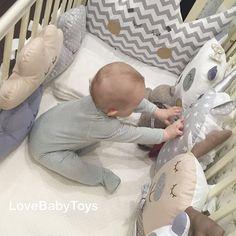 Малыши рады новым друзьям, а мы самые счастливые⭐️✨☄ LoveBabyToys®