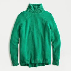 Shop J.Crew for the Turtleneck sweater in supersoft yarn for Women. Find the best selection of Women Clothing available in-stores and online. Crew Clothing, Unique Fashion, My Wardrobe, Cashmere Sweaters, J Crew, Sweaters For Women, Turtle Neck, Pullover, Clothes For Women
