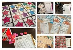 TEN free math centers to get you started with math workshop!