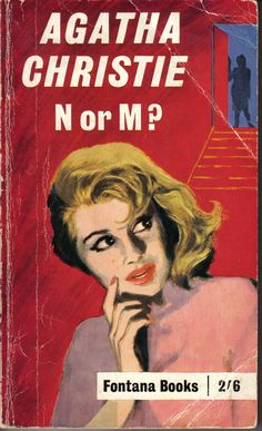N or M? by Agatha Christie.  Fontana edition.