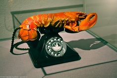 The lobster phone is ringing.