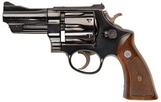 Smith & Wesson Model 27 / 28 - Internet Movie Firearms Database - Guns in Movies, TV and Video Games Smith And Wesson Revolvers, Smith N Wesson, 357 Magnum, Firearms, Shotguns, Guns And Ammo, Concealed Carry, Self Defense, Airsoft
