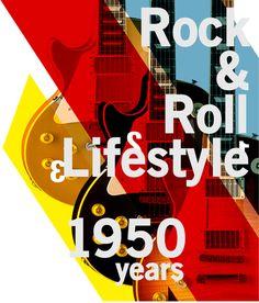 Rock & Roll Lifestyle por Andres Mendez Medina