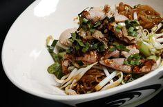 Authentic Thai Food, Thai Dishes, Thai Recipes, Japchae, Thailand, Restaurant, Diner Restaurant, Thai Food Recipes, Restaurants