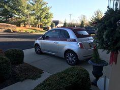 2012 Fiat 500, Fiat 500 Pop, Villa, Fork, Villas
