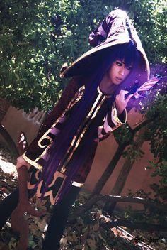 Lulu, League of legends by ~SlaughterTM on deviantART