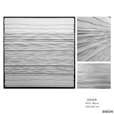COUPE Bois&PVC 50x50 cm