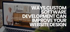 How Custom Software Development can Help to Improve Your Website's UX? -- It is very hard to impress someone in 5 second, if you don't have a attractive & properly functional #UX, then you should take help form #CustomSoftwareDevelopment to fix this issue and keep getting visitors. #Customsoftware developers use the latest cutting edge #technology while building your #website and also implement the latest trends in the market into your website's functionality.