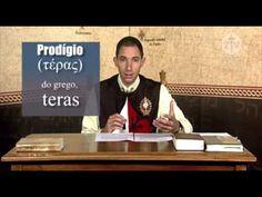 Qual a diferença entre sinais, prodígio e milagres - PARTE II - YouTube