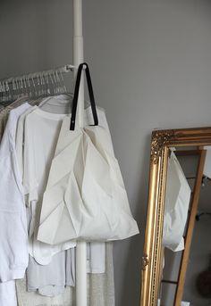 IITTALA X ISSEY MIYAKE IN USE / RAW DESIGN BLOG In Use, Issey Miyake, Tote Bag, Blog, Design, Totes, Blogging, Tote Bags