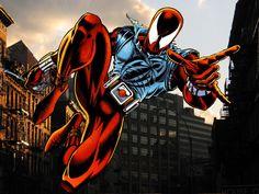 Scarlet Spider / Araña Escarlata.
