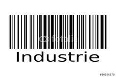"""Laden Sie den lizenzfreien Vektor """"Barcode Industrie"""" herunter. Stöbern Sie in unserer Bilddatenbank https://de.fotolia.com/partner/200576682  und finden Sie schnell das perfekte Stockbild."""