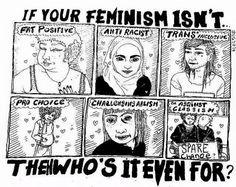 Feminism - for all girls and women