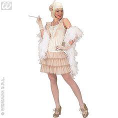 Disfraz de Charleston #disfraces #carnaval #charleston